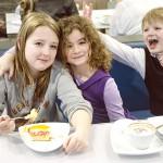 Auch die Kleinen kommen gerne in unser Lifestyle Eiscafè