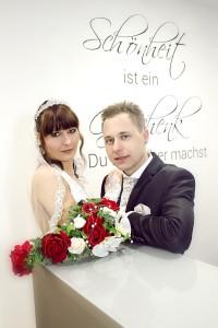 Brautmake-Up der Extraklasse