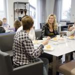 Cafèduft und hausgemachte Torten im Lifestyle Eiscafè