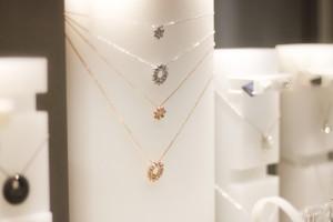 Designerschmuck mit echten Swarovskikristallen