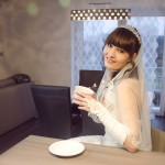 Frühstücks-Cafe in der Küche