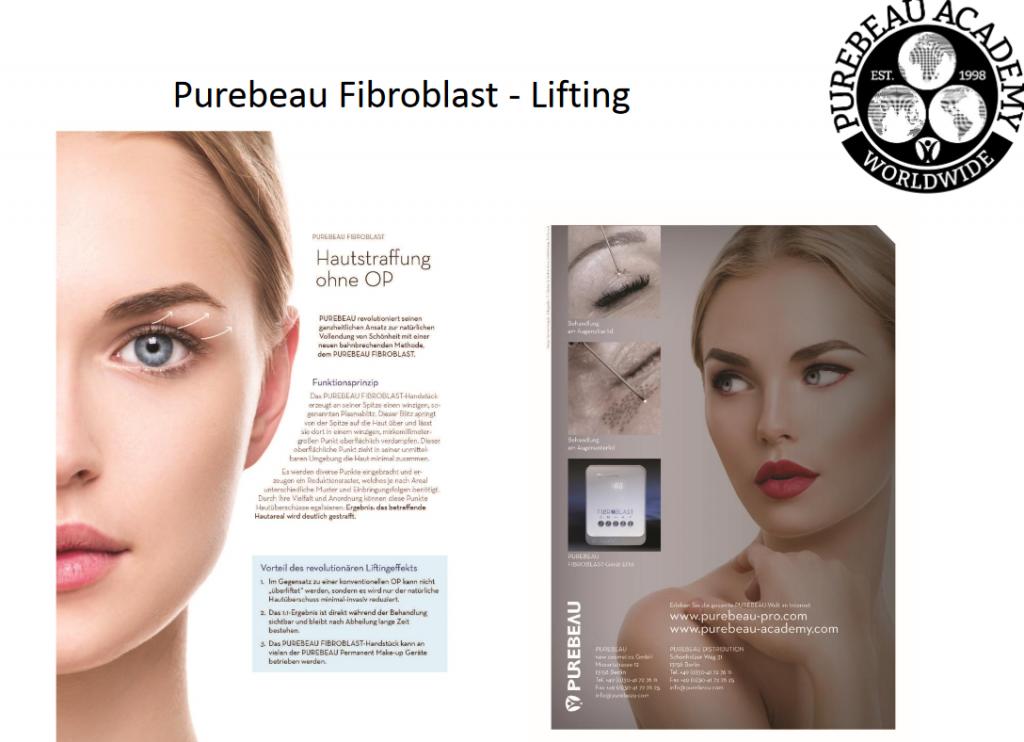 Purebeau Fibroblast Lifting