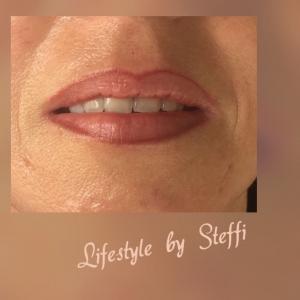 Wunderschöne Lippen mit Permanent Makeup