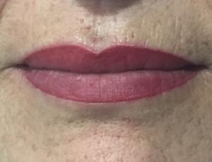 Sinnliche Lippen mit Permanent Makeup
