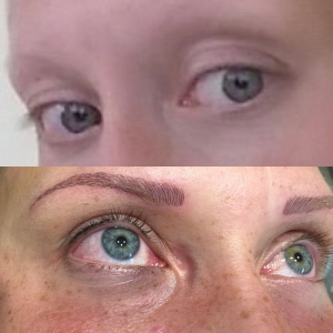 Permanent Makeup Augenbrauen