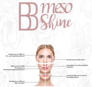 Verschönern Sie Ihr Gesicht mit BB MESO SHINE