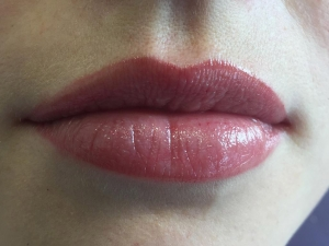 Micropigmentation - Aquarell-Lips