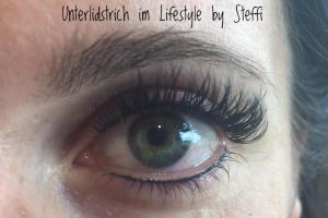 Toller Unterlidstrich im Lifestyle by Steffi