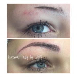 Micropigmentation Augenbrauen