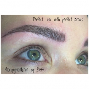 Micropigmentation - Perfect Look with Perfect Brows