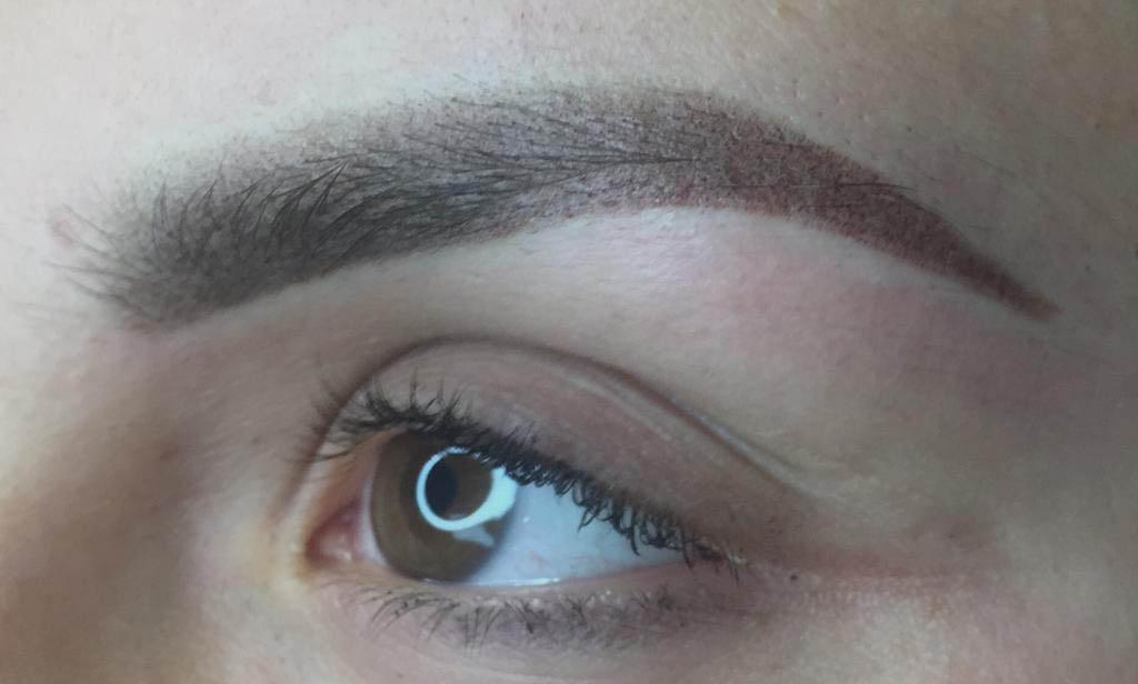 Permanent Makeup Powderbrows