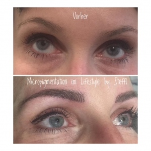 Micropigmentation im Lifestyle by Steffi