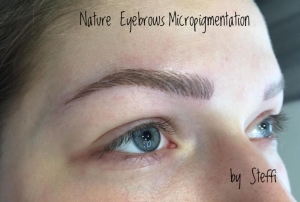 Nature Eyebrows Micropigmentation