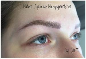 Nature Eyebrows Micropigmentation