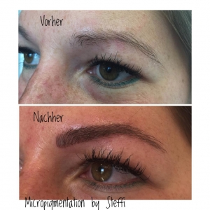Micropigmentation by Steffi