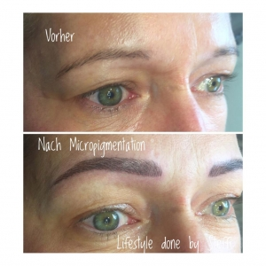 Micropigmentation im Lifestyle