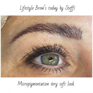 Micropigmentation und Permanent Makeup